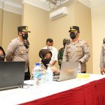 Kejar Capaian Vaksinasi 70 Persen, Kapolda Jatim : Polri-TNI-Pemkab Siap Dukung